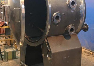 diseño y fabricación de un horno industrial de pequeñas dimensiones