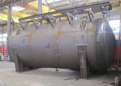 fabricación de depósitos de todos los tamaños