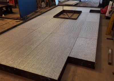 fabricación de estructuras métalicas especiales a medida